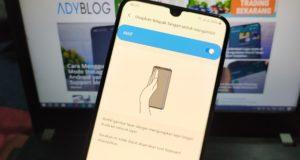 Cara Ambil Screenshot di Samsung Galaxy A20/A20s