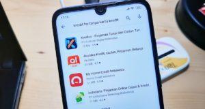 Kredit HP Tanpa Kartu Kredit Melalui Aplikasi