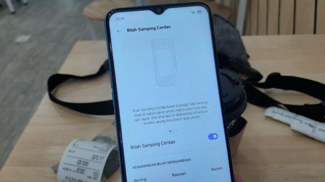 Cara Mengaktifkan Smart Sidebar di Realme C3