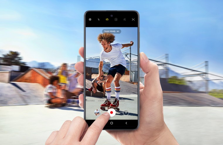 Setting Kamera Samsung Galaxy A51
