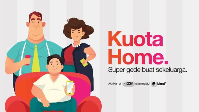 Kuota Home Tri