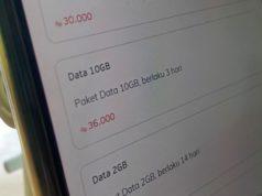 Paket Internet Murah Telkomsel 10GB