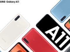Cara Screenshot Samsung Galaxy A11
